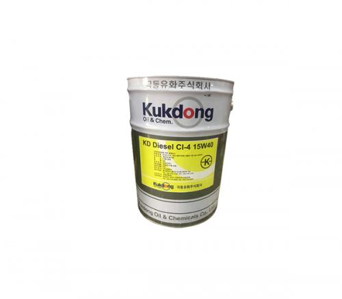 Dầu động cơ KuKdong CI-4/SL 15w40 (20l)