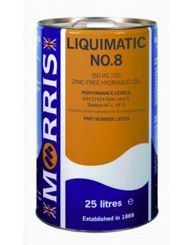 DẦU THỦY LỰC: LIQUIMATIC NO 8 ISO 150