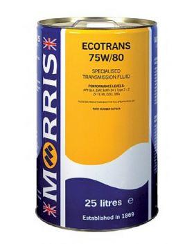 DẦU HỘP SỐ ECOTRANS 75W-80