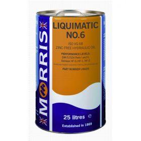 DẦU THỦY LỰC: LIQUIMATIC NO 6 ISO 68