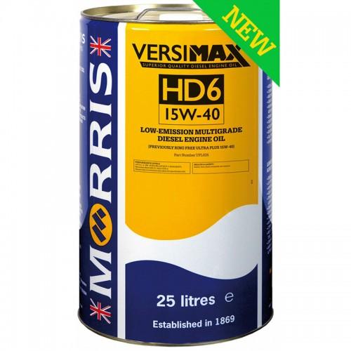 DẦU NHỚT Ô TÔ VERSIMAX HD6 15W-40