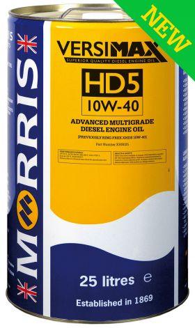 DẦU NHỚT Ô TÔ VERSIMAX HD5 10W-40