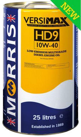 DẦU NHỚT Ô TÔ VERSIMAX HD9 10W-40
